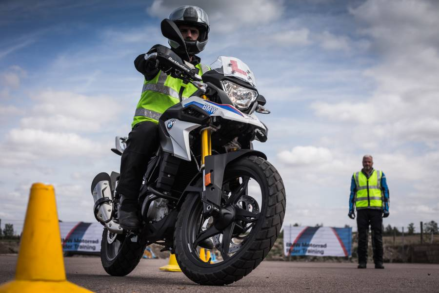Returning to Motorcycle Training and Testing