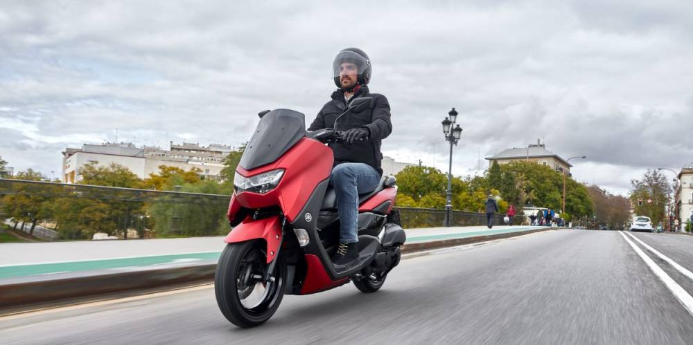 Powered Two Wheelers ride to the rescue of Covid Britain in 2020