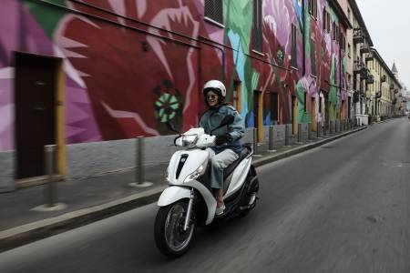 From Roman Holiday to Easter Holiday, scooters ride to the rescue