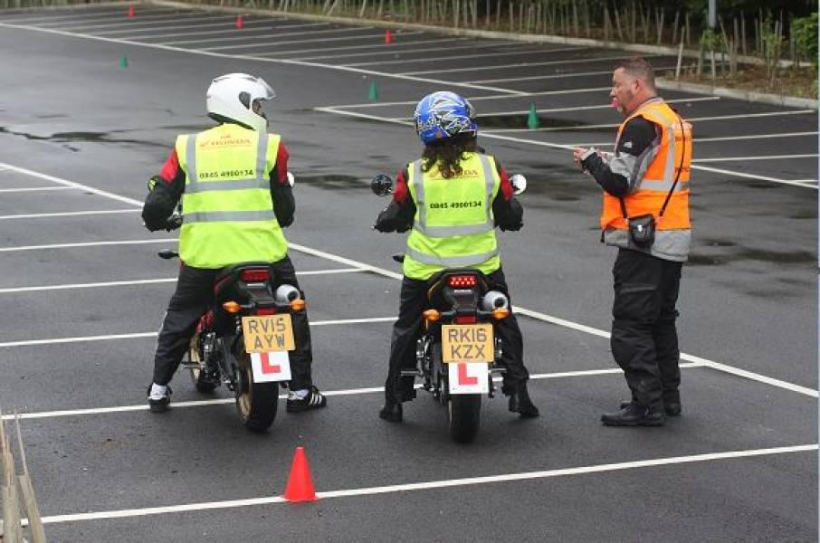 Compulsory Basic Training & Motorcycle Tests